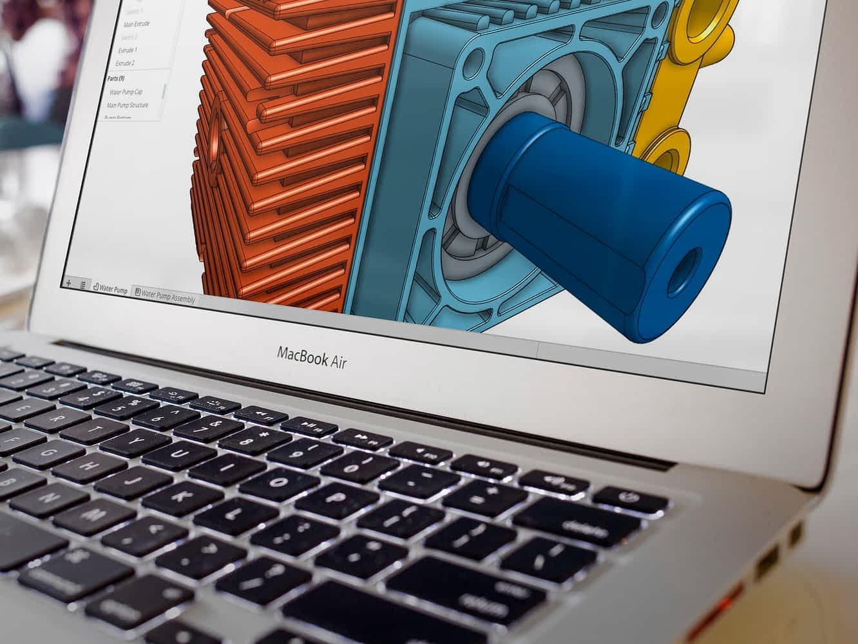 OnShape Website Design