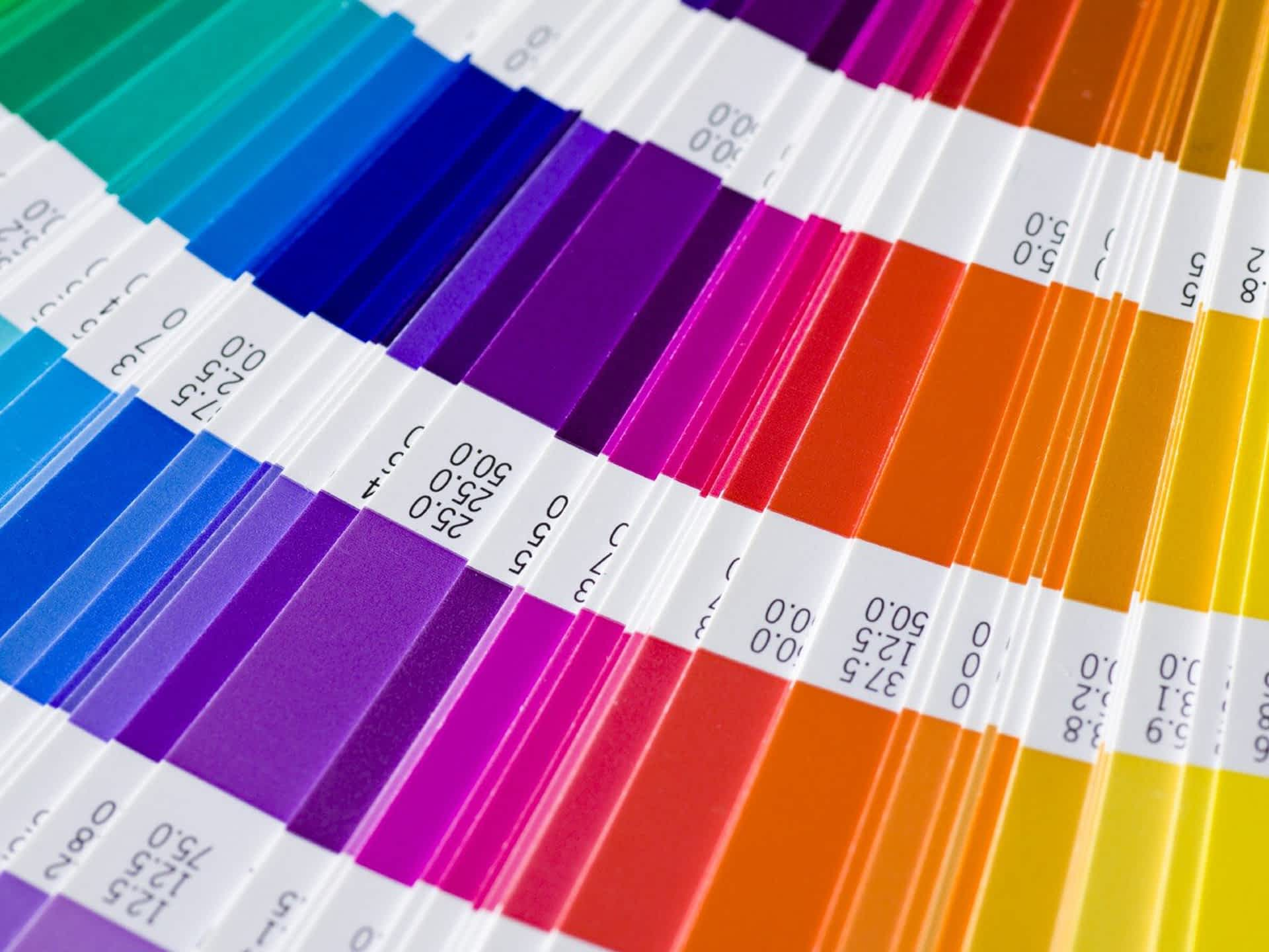 Top tips for choosing brand colours